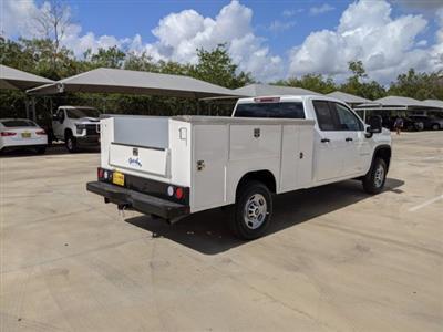 2020 Chevrolet Silverado 2500 Double Cab 4x2, Harbor TradeMaster Service Body #CC21470 - photo 2