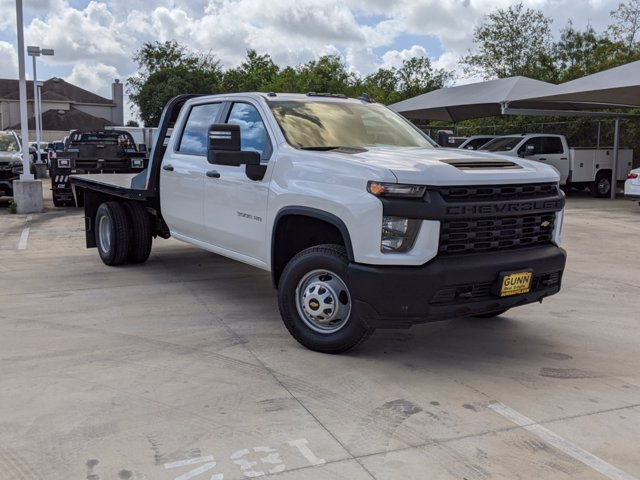 2020 Chevrolet Silverado 3500 Crew Cab DRW 4x4, CM Truck Beds RD Model Platform Body #CC21474 - photo 1