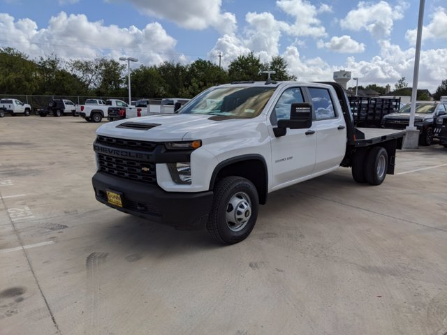 2020 Chevrolet Silverado 3500 Crew Cab DRW 4x4, CM Truck Beds RD Model Platform Body #CC21474 - photo 4