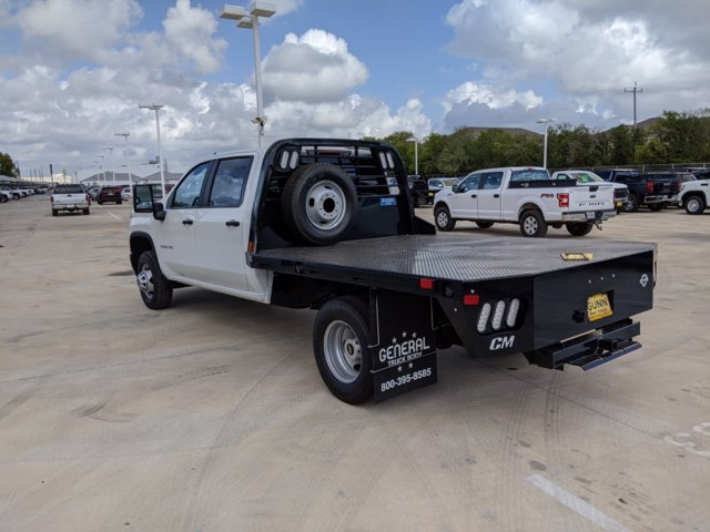 2020 Chevrolet Silverado 3500 Crew Cab DRW 4x4, CM Truck Beds RD Model Platform Body #CC21474 - photo 6