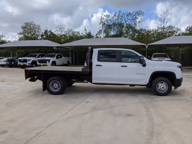 2020 Chevrolet Silverado 3500 Crew Cab DRW 4x4, CM Truck Beds RD Model Platform Body #CC21474 - photo 8