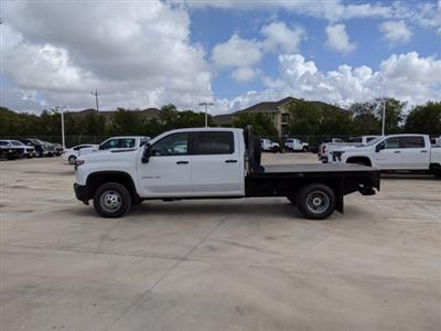 2020 Chevrolet Silverado 3500 Crew Cab DRW 4x4, CM Truck Beds RD Model Platform Body #CC21474 - photo 5