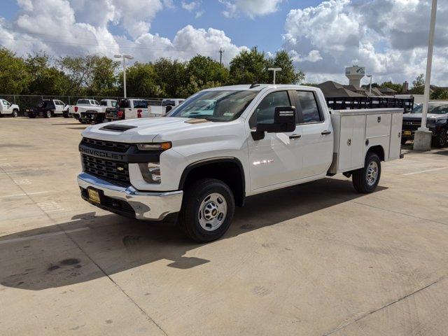 2020 Chevrolet Silverado 2500 Double Cab 4x2, Harbor TradeMaster Service Body #CC21477 - photo 4