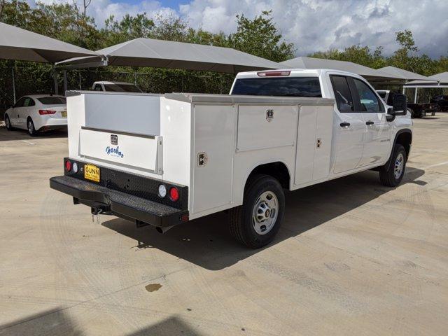 2020 Chevrolet Silverado 2500 Double Cab 4x2, Harbor TradeMaster Service Body #CC21477 - photo 2