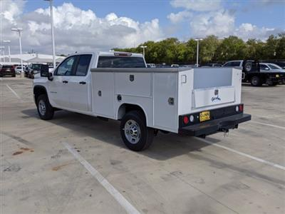 2020 Chevrolet Silverado 2500 Double Cab 4x2, Harbor TradeMaster Service Body #CC21479 - photo 6