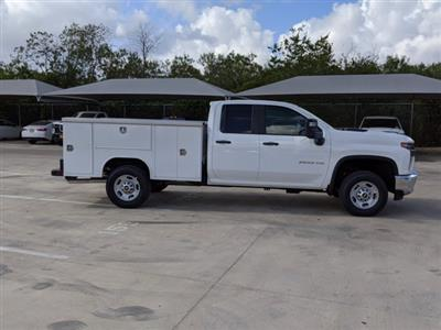 2020 Chevrolet Silverado 2500 Double Cab 4x2, Harbor TradeMaster Service Body #CC21479 - photo 8