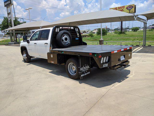 2021 Chevrolet Silverado 3500 Crew Cab 4x2, CM Truck Beds Platform Body #CC22272 - photo 1
