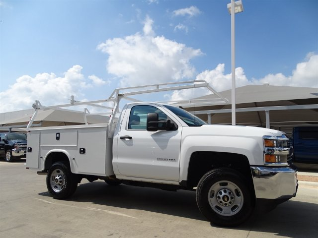 2016 Silverado 2500 Regular Cab, Knapheide Service Body #CC60791 - photo 3