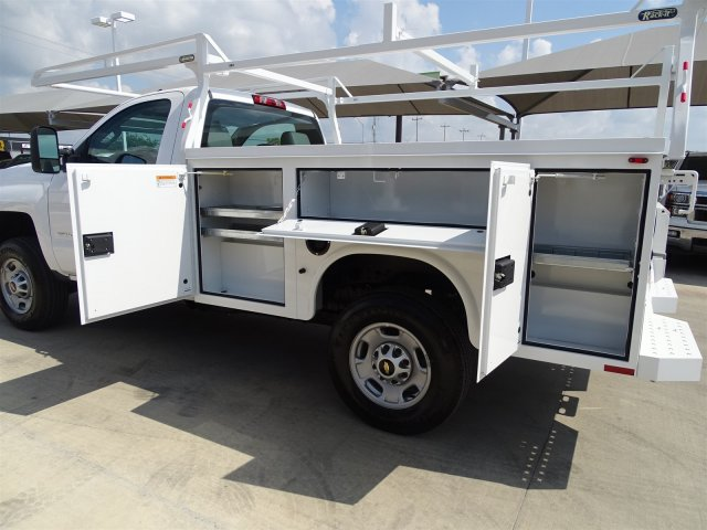 2016 Silverado 2500 Regular Cab, Knapheide Service Body #CC60791 - photo 13