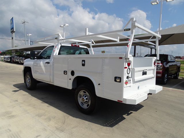 2016 Silverado 2500 Regular Cab, Knapheide Service Body #CC60791 - photo 2