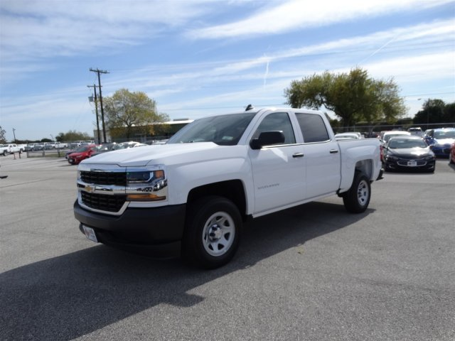 2017 Silverado 1500 Crew Cab Pickup #CC70070 - photo 1