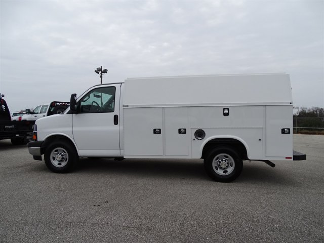 2017 Express 3500, Knapheide Service Utility Van #CC70096 - photo 8