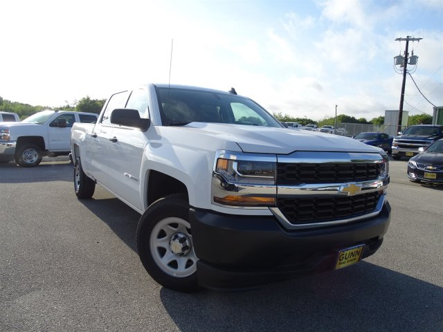 2017 Silverado 1500 Crew Cab, Pickup #CC70471 - photo 3