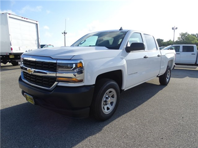 2017 Silverado 1500 Crew Cab, Pickup #CC70471 - photo 1