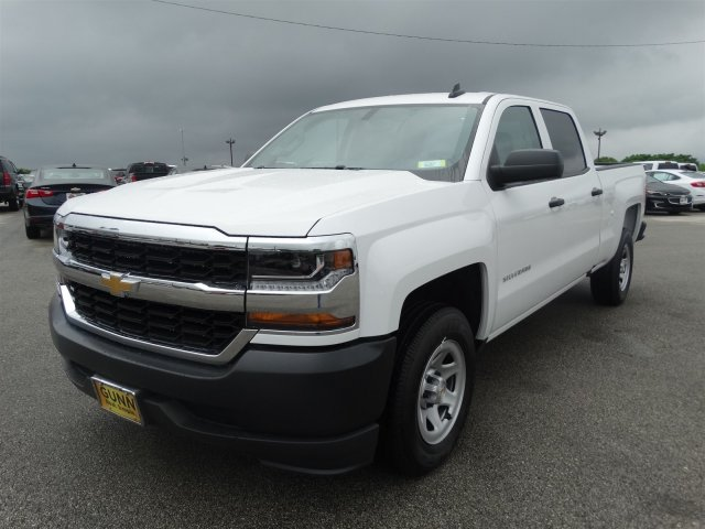 2017 Silverado 1500 Crew Cab Pickup #CC70472 - photo 1