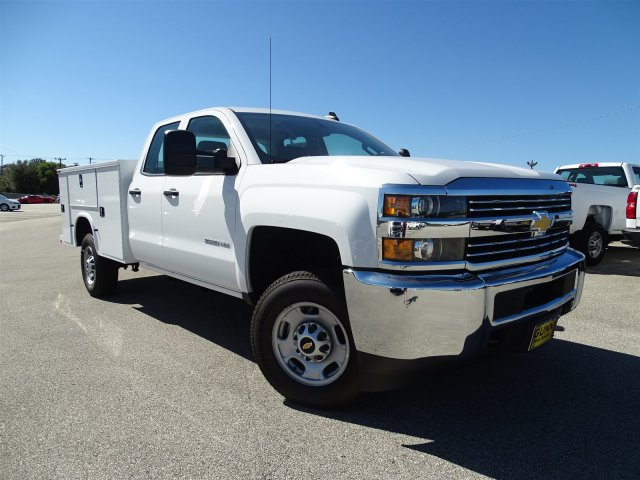 2017 Silverado 2500 Double Cab, Knapheide Service Body #CC70915 - photo 3
