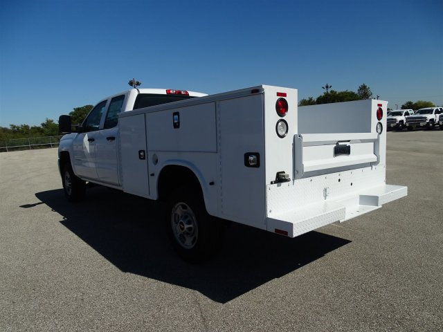 2017 Silverado 2500 Double Cab, Knapheide Service Body #CC70915 - photo 2