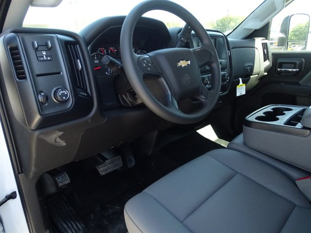 2017 Silverado 2500 Double Cab, Knapheide Service Body #CC70915 - photo 10