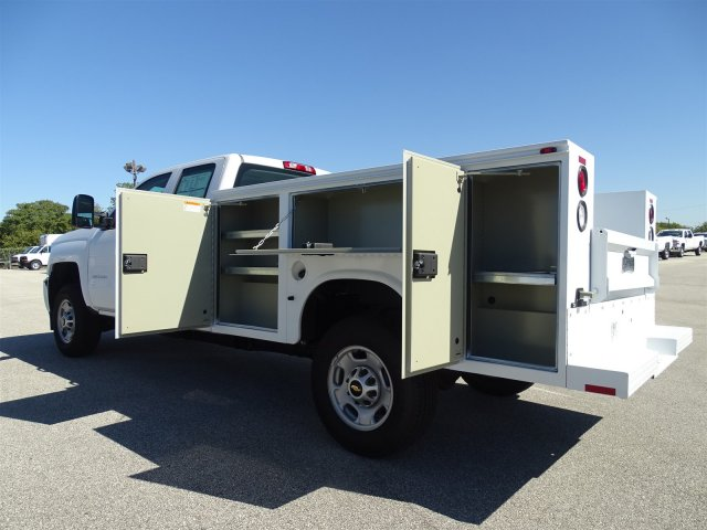 2017 Silverado 2500 Double Cab, Knapheide Service Body #CC70915 - photo 20