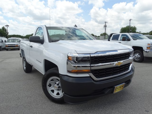 2017 Silverado 1500 Regular Cab, Pickup #CC70923 - photo 3