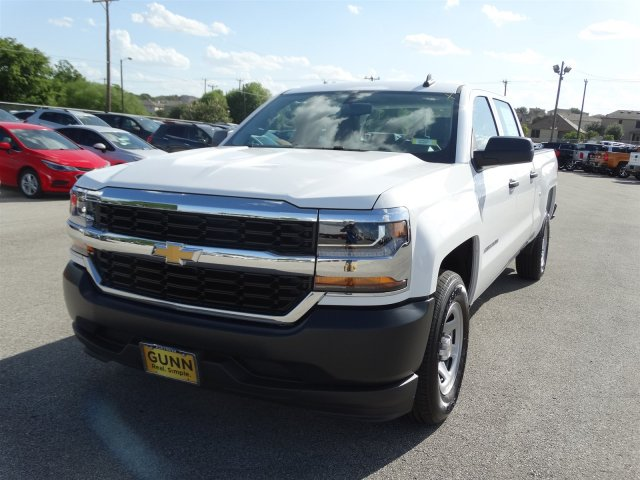 2017 Silverado 1500 Crew Cab Pickup #CC70939 - photo 1