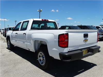 2017 Silverado 1500 Crew Cab, Pickup #CC70940 - photo 2