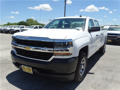 2017 Silverado 1500 Crew Cab, Pickup #CC70940 - photo 1