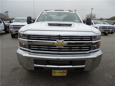 2017 Silverado 3500 Regular Cab DRW, Knapheide PGNB Gooseneck Platform Body #CC70993 - photo 10