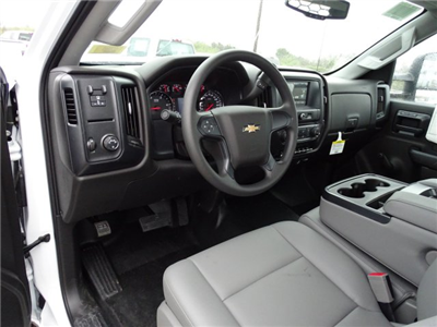 2017 Silverado 3500 Regular Cab DRW, Knapheide PGNB Gooseneck Platform Body #CC70993 - photo 13