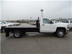 2017 Silverado 3500 Regular Cab DRW, Knapheide PGNB Gooseneck Platform Body #CC70993 - photo 4
