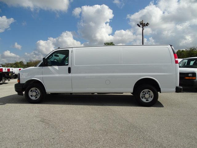 2017 Express 2500, Cargo Van #CC70996 - photo 8
