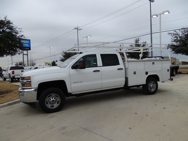 2017 Silverado 2500 Crew Cab, Harbor TradeMaster Service Body #CC71000 - photo 7