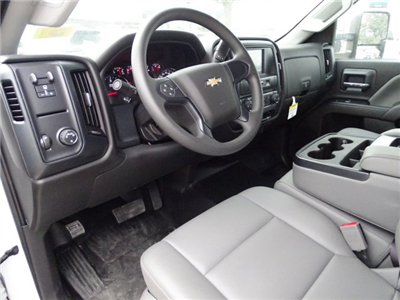 2017 Silverado 2500 Crew Cab, Harbor TradeMaster Service Body #CC71000 - photo 10
