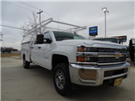 2017 Silverado 2500 Crew Cab, Harbor TradeMaster Service Body #CC71000 - photo 3