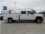 2017 Silverado 2500 Crew Cab, Harbor TradeMaster Service Body #CC71000 - photo 4