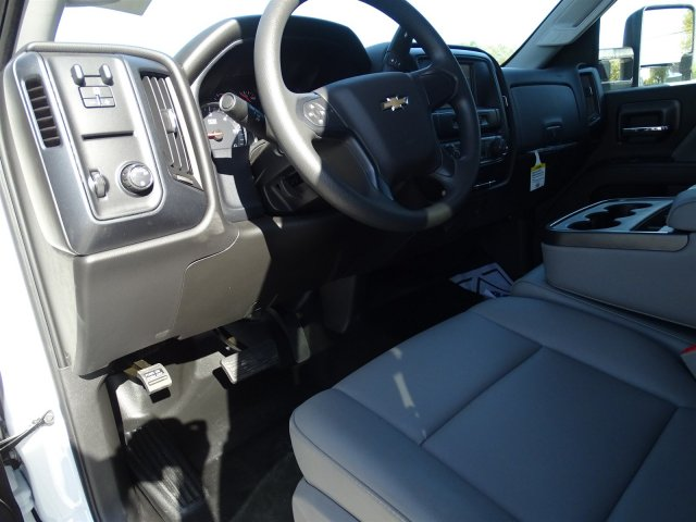 2017 Silverado 2500 Crew Cab Service Body #CC71006 - photo 10