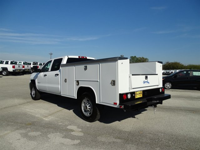 2017 Silverado 2500 Crew Cab Service Body #CC71006 - photo 2
