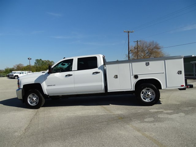 2017 Silverado 2500 Crew Cab Service Body #CC71006 - photo 7
