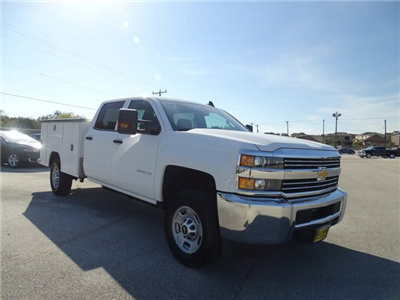 2017 Silverado 2500 Crew Cab Service Body #CC71006 - photo 3