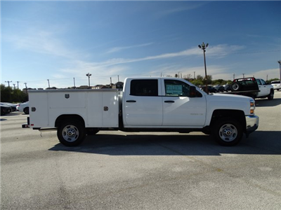 2017 Silverado 2500 Crew Cab Service Body #CC71006 - photo 4