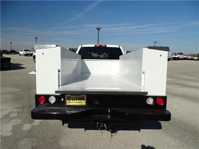 2017 Silverado 2500 Crew Cab Service Body #CC71006 - photo 21