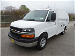 2017 Express 3500, Knapheide Service Utility Van #CC71015 - photo 1