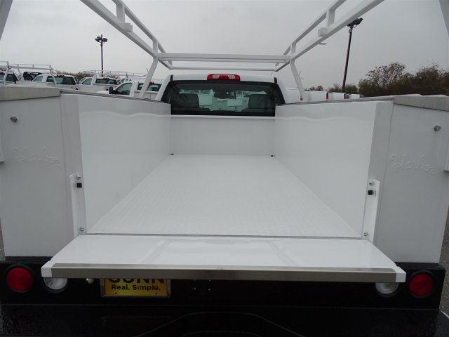 2017 Silverado 2500 Regular Cab, Harbor Service Body #CC71022 - photo 8