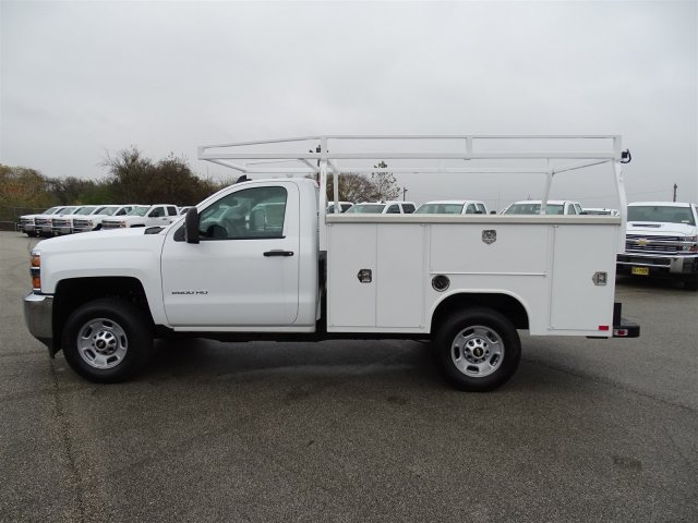 2017 Silverado 2500 Regular Cab, Harbor Service Body #CC71022 - photo 9