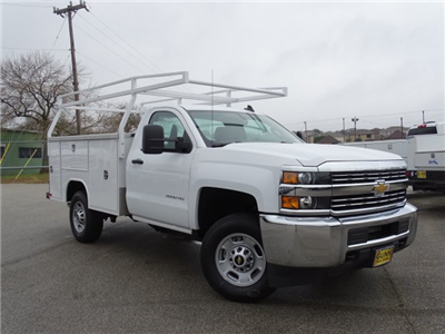 2017 Silverado 2500 Regular Cab Service Body #CC71022 - photo 3