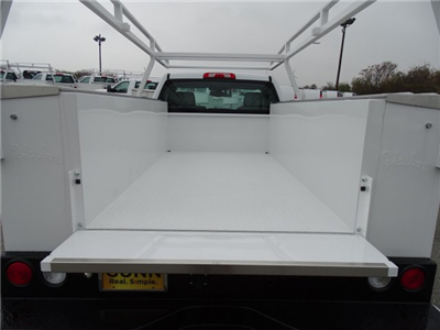 2017 Silverado 2500 Regular Cab Service Body #CC71022 - photo 8