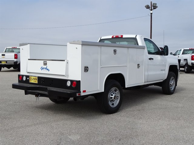 2017 Silverado 2500 Regular Cab, Harbor Service Body #CC71026 - photo 5