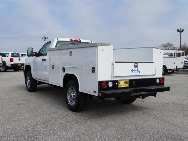 2017 Silverado 2500 Regular Cab, Harbor Service Body #CC71026 - photo 2