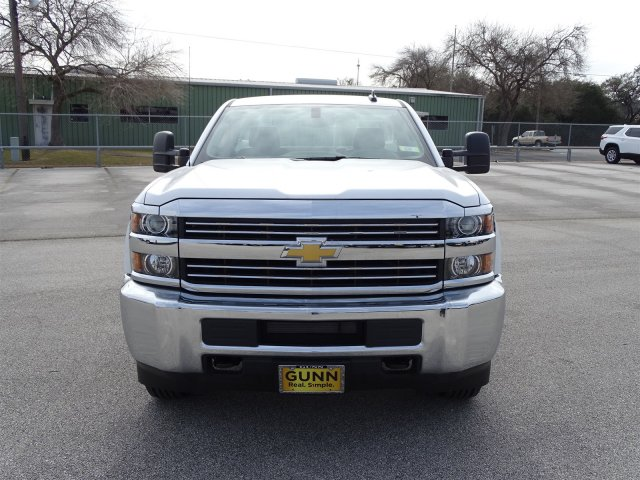 2017 Silverado 2500 Regular Cab, Harbor Service Body #CC71026 - photo 8