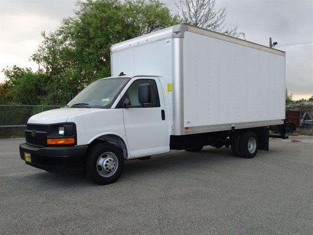 2017 Express 3500, Smyrna Truck Cutaway Van #CC71038 - photo 1